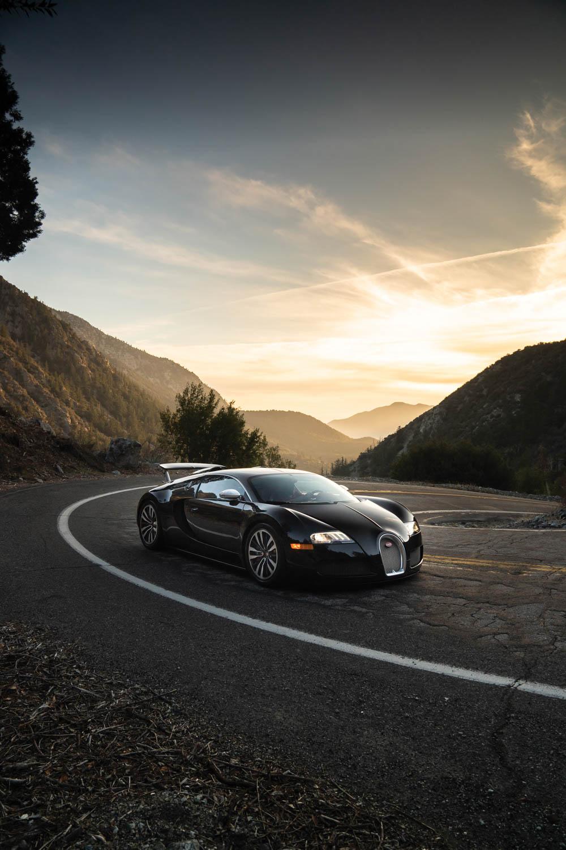 2010 Bugatti Veyron 16.4 Sang Noir Coupe