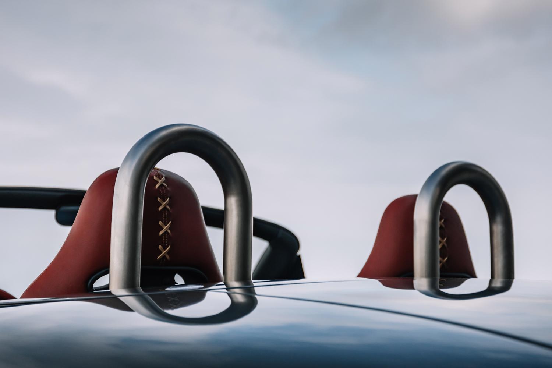 2019 Audi TT 20th Anniversary Edition head rests