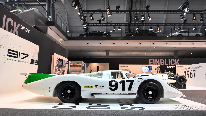 Porsche 917 side