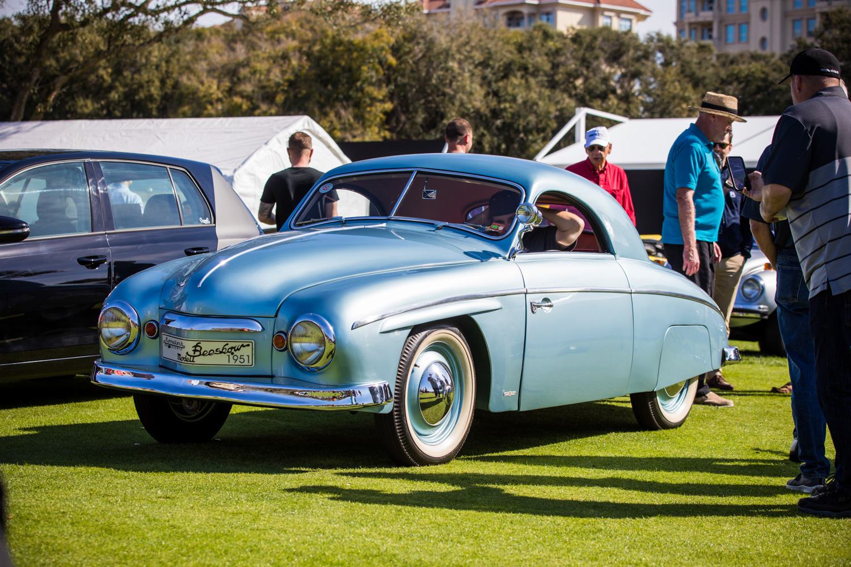 1951 Rometsch Beeskow Coupe