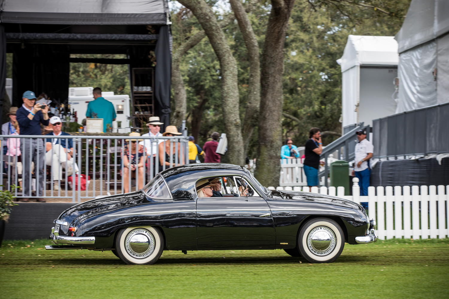 1954 Rometsch Beeskow Coupe side