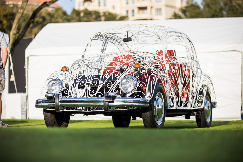 1969 Beetle Wedding Car