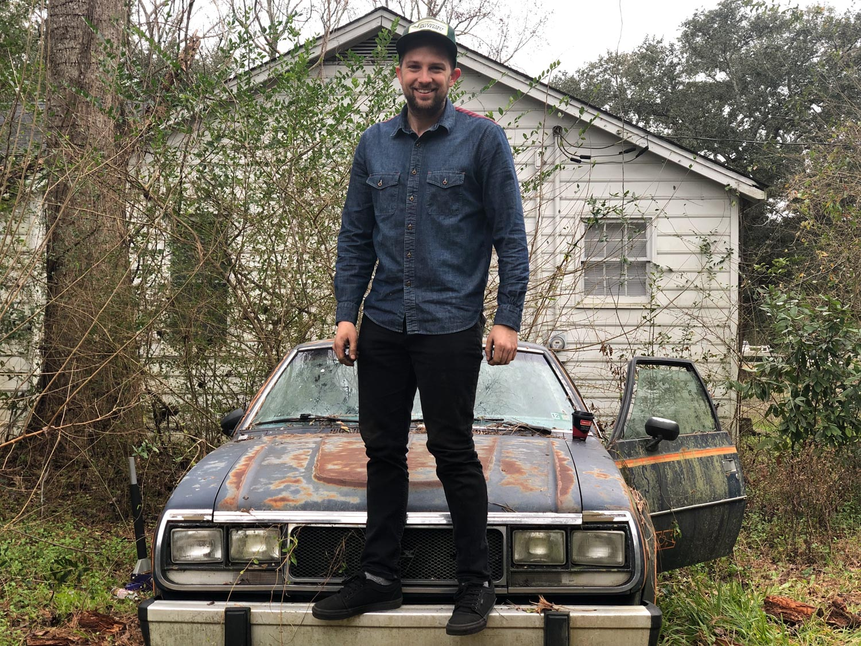 author and amc amx derelcit car