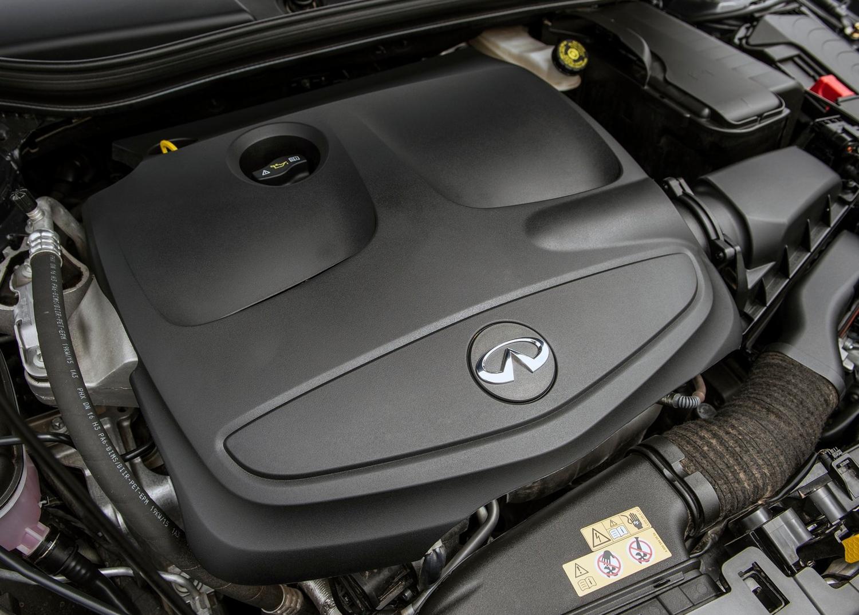2017 Infinity QX30 engine