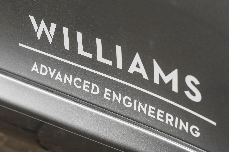 Aston Martin Rapide E Williams advanced engineering