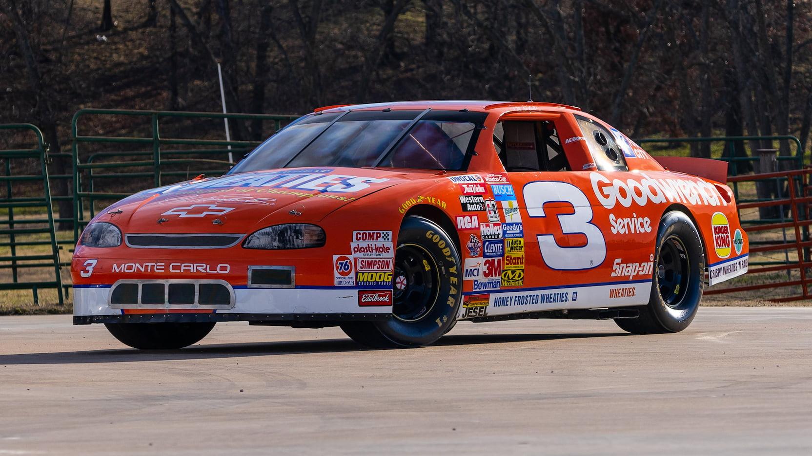 1993 Chevrolet Monte Carlo NASCAR