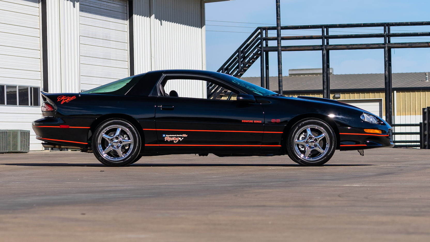 2000 Chevrolet Camaro SS Earnhardt Edition