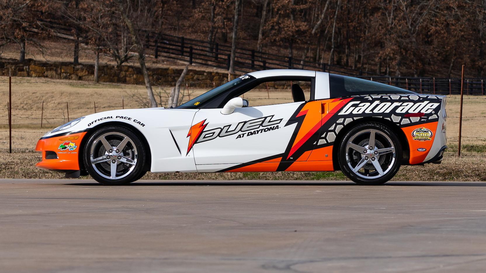 Gatorade 2008 Chevrolet Corvette Daytona Pace Car