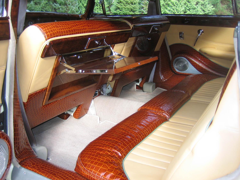 Fluevog Mk 10 interior