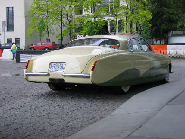 Fluevog Mk 10 rear 3/4