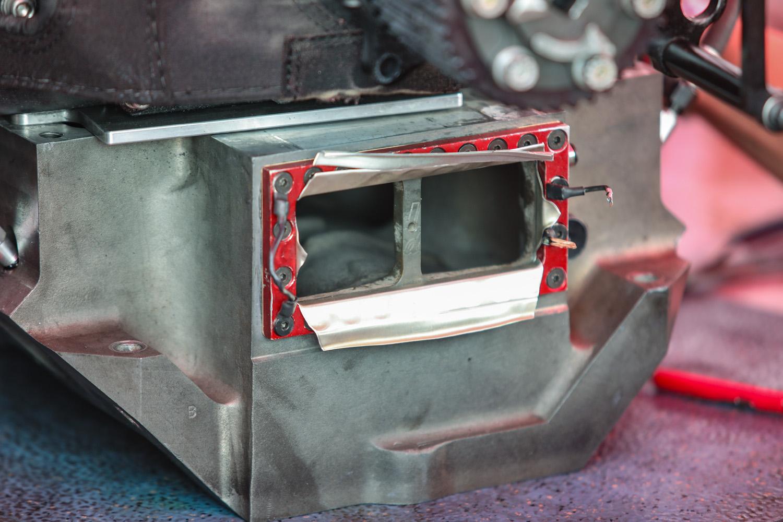 Champion Speed Shop Burst Panel