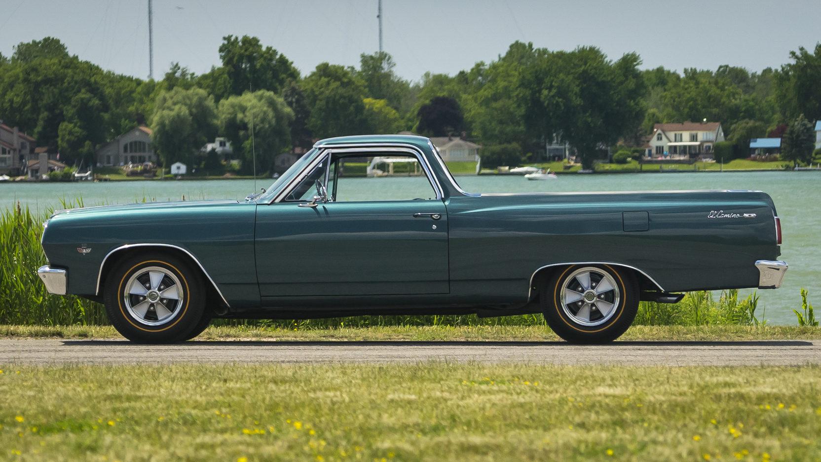 1965 Chevrolet El Camino side