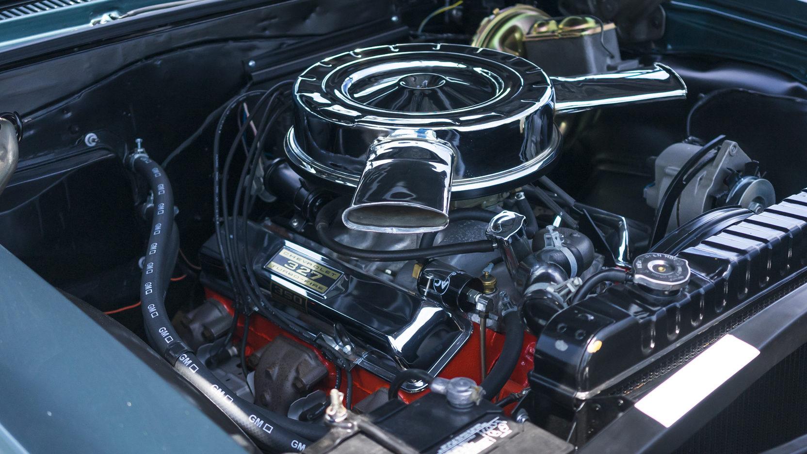 1965 Chevrolet El Camino 327 v8 engine