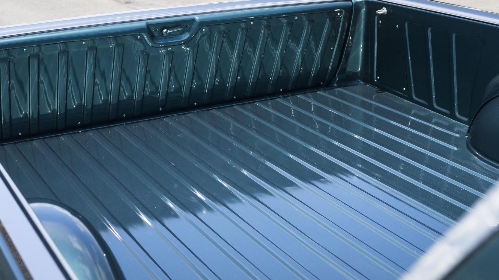 1965 Chevrolet El Camino bed