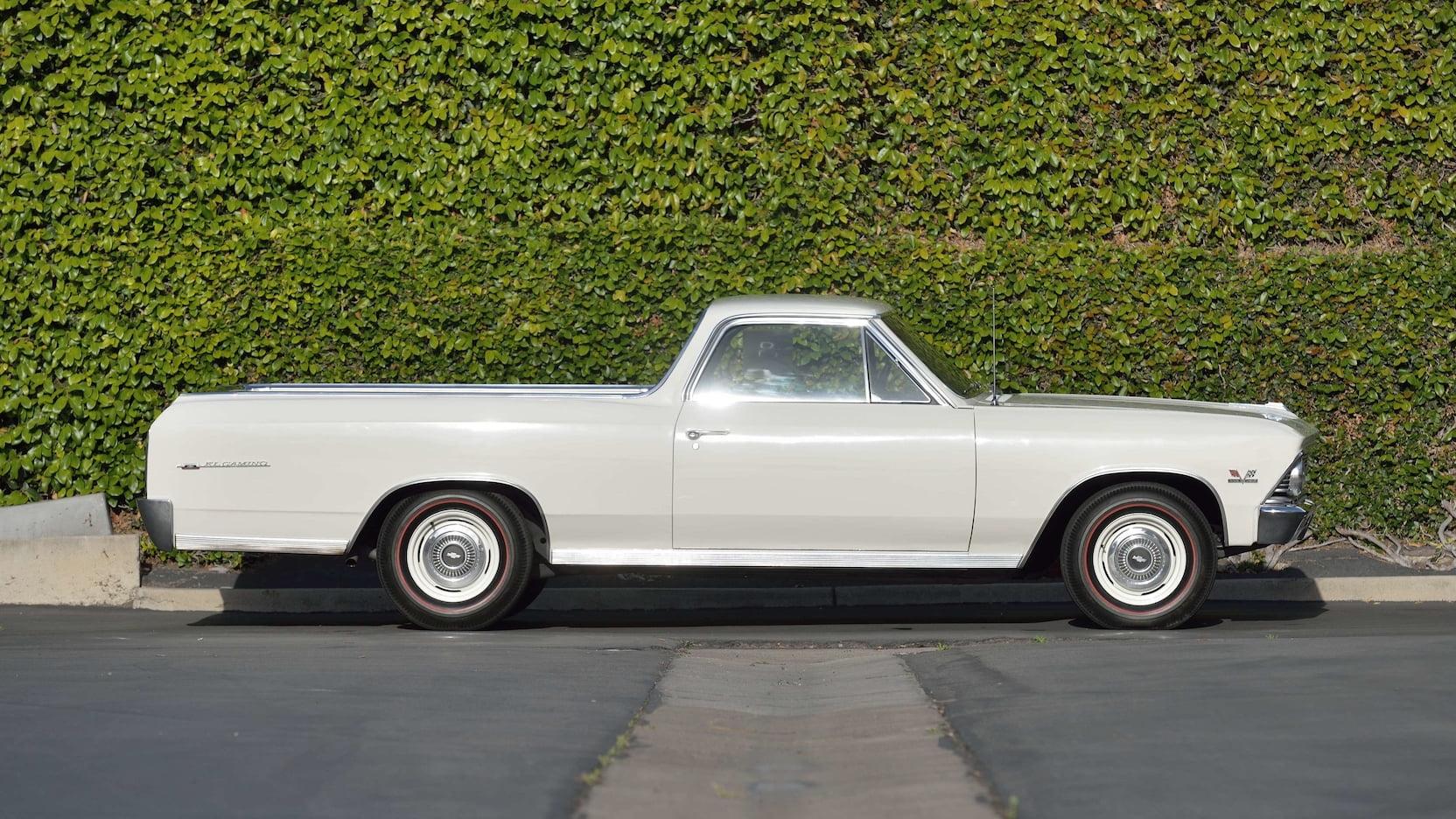 1966 Chevrolet El Camino side
