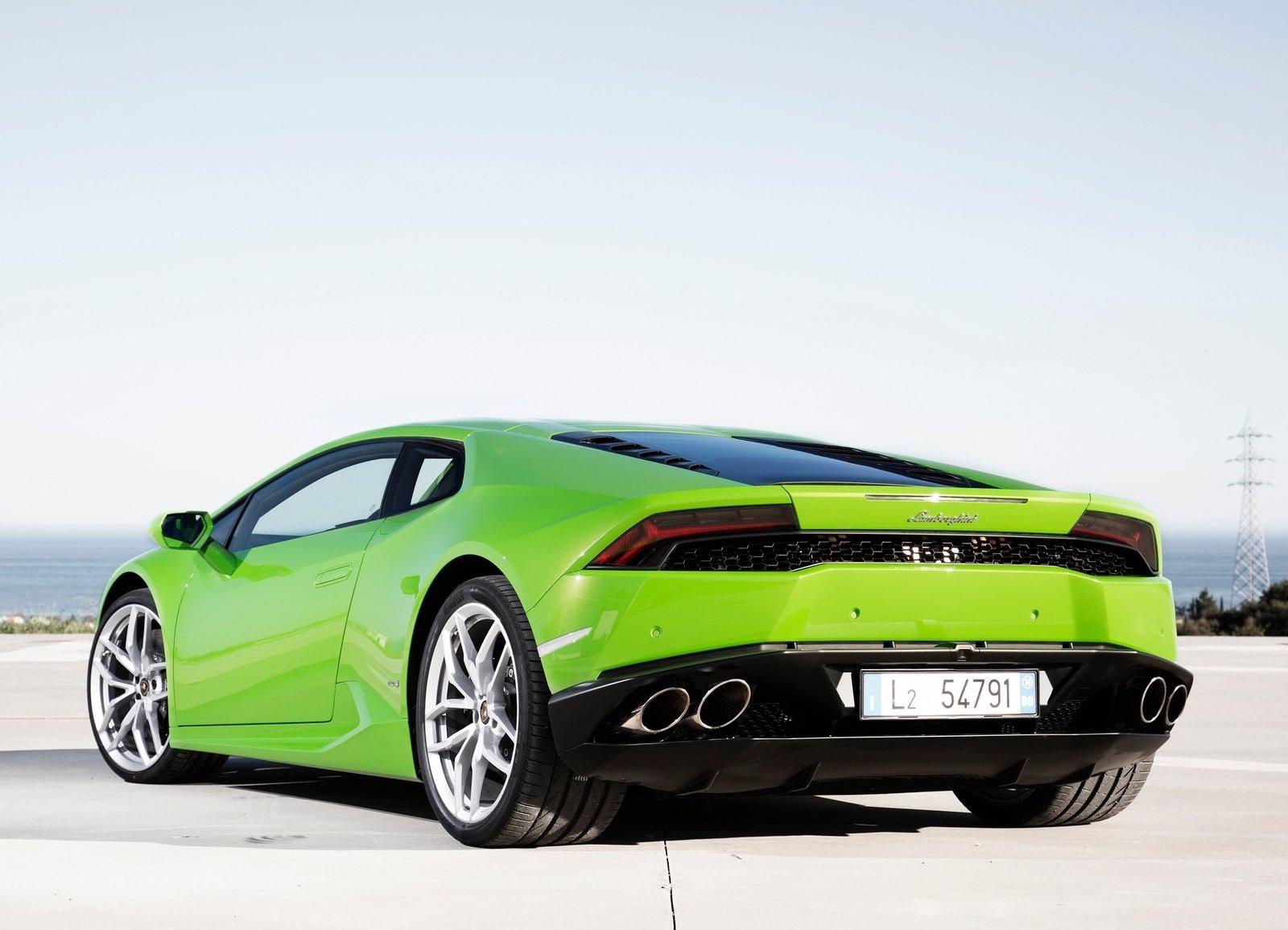 2015 Lamborghini LP610-4