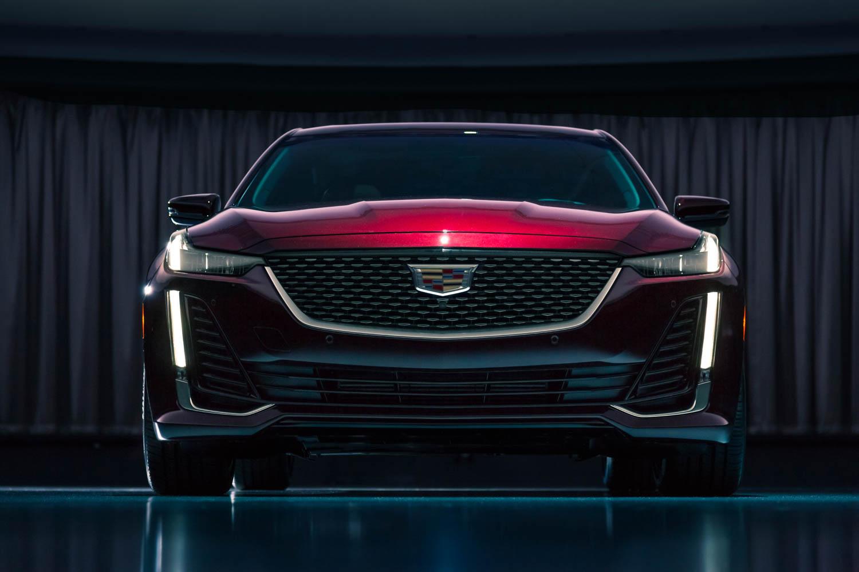 2020 Cadillac CT5 Premium Luxury front