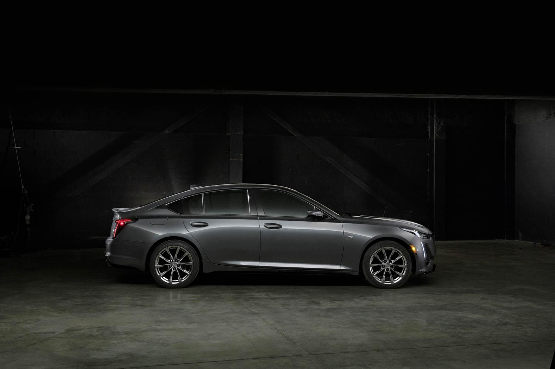 2020 Cadillac CT5 Sport side profile