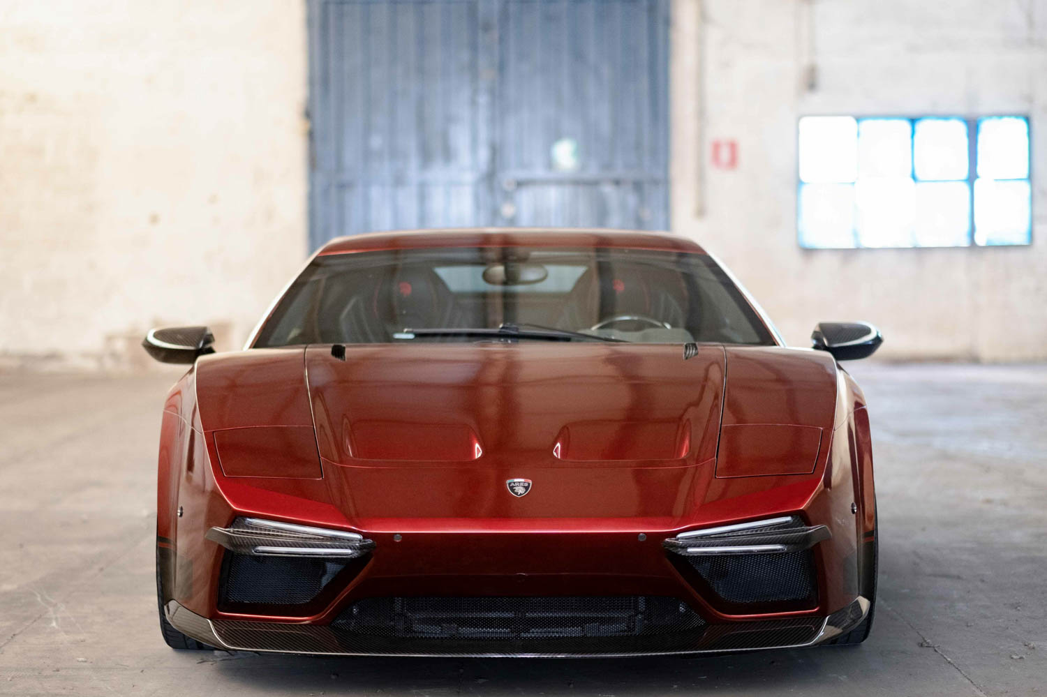 Ares Design Panther ProgettoUno front