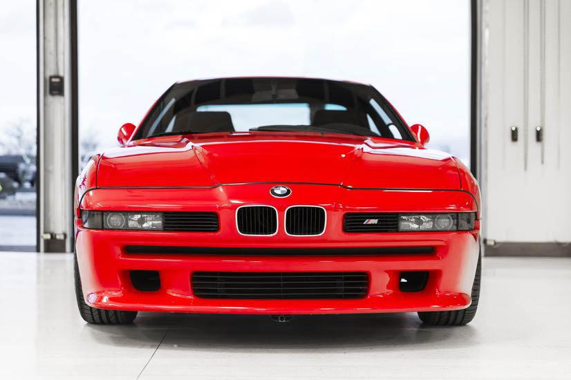 BMW E31 M8 prototype nose