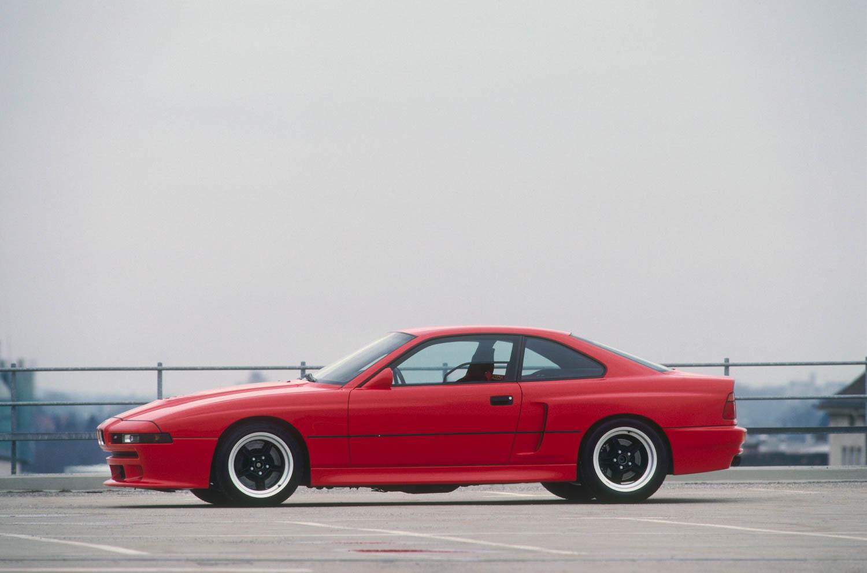 BMW E31 M8 prototype side profile