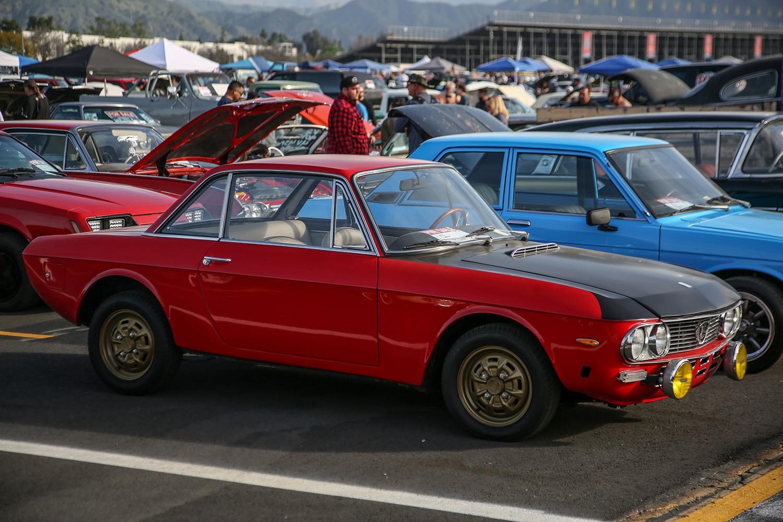 project car red alfa romeo