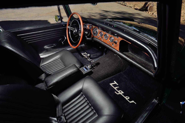 1967 Sunbeam Tiger MKII interior