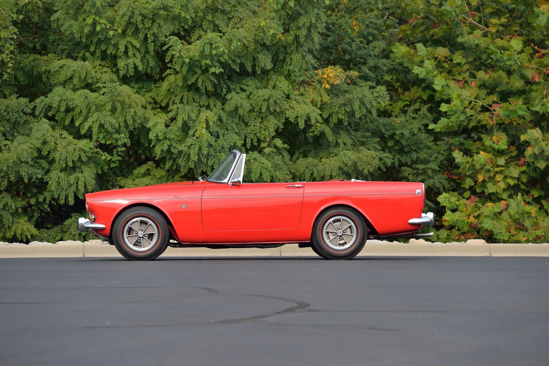 1965 Sunbeam Tiger MKI side