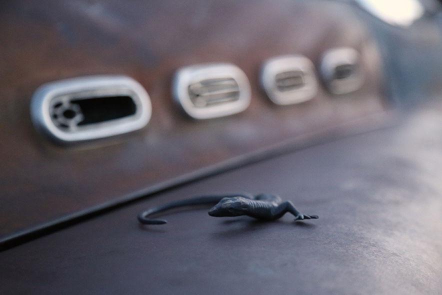 1950 Buick Roadmaster ICON Derelict lizard