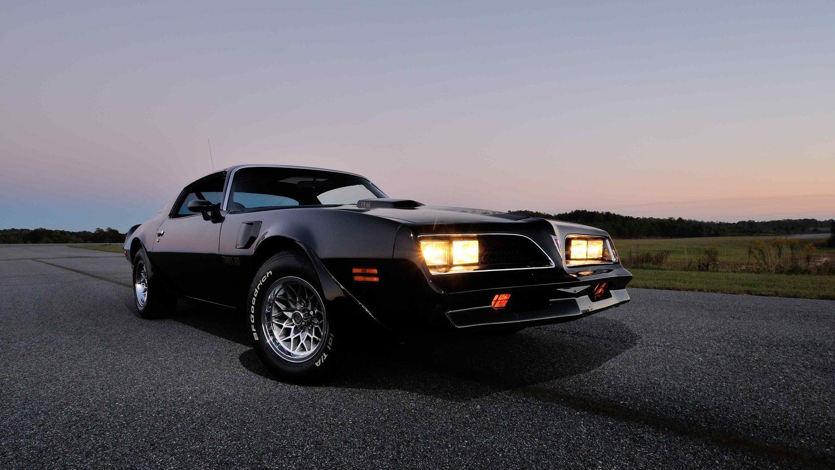 1978 Pontiac Firebird Trans Am WS6