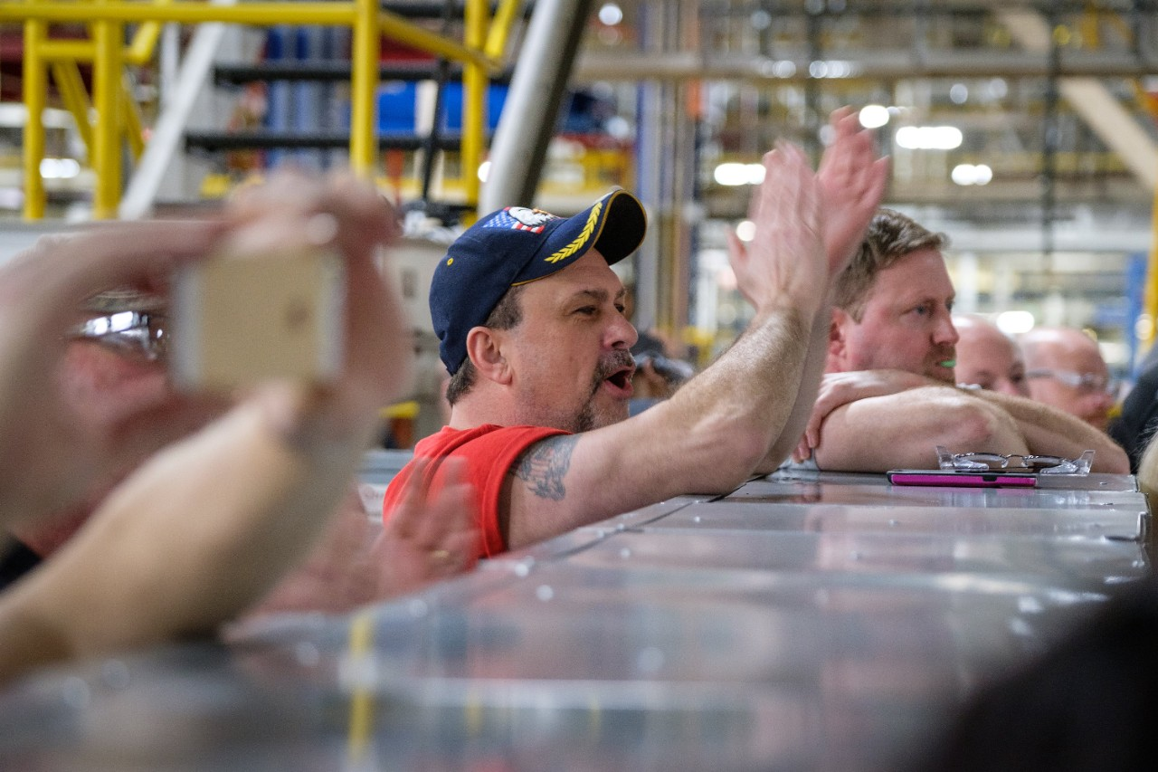 General Motors Orion Assembly employees