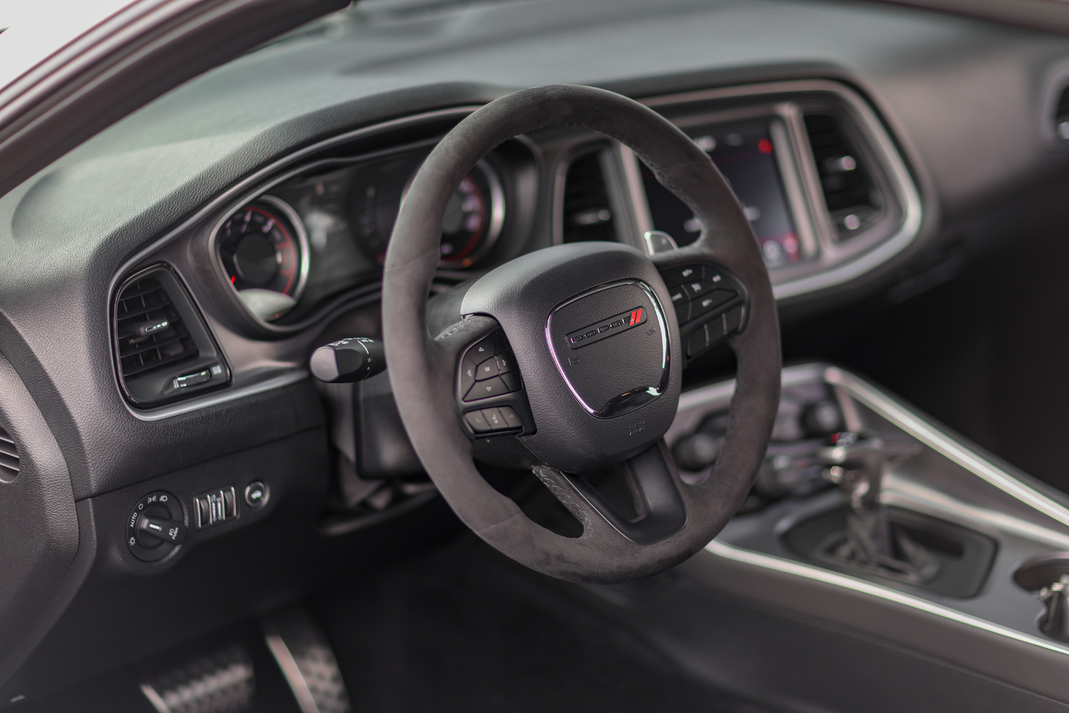 2019 Challenger R/T Scat Pack 1320 Steering Wheel