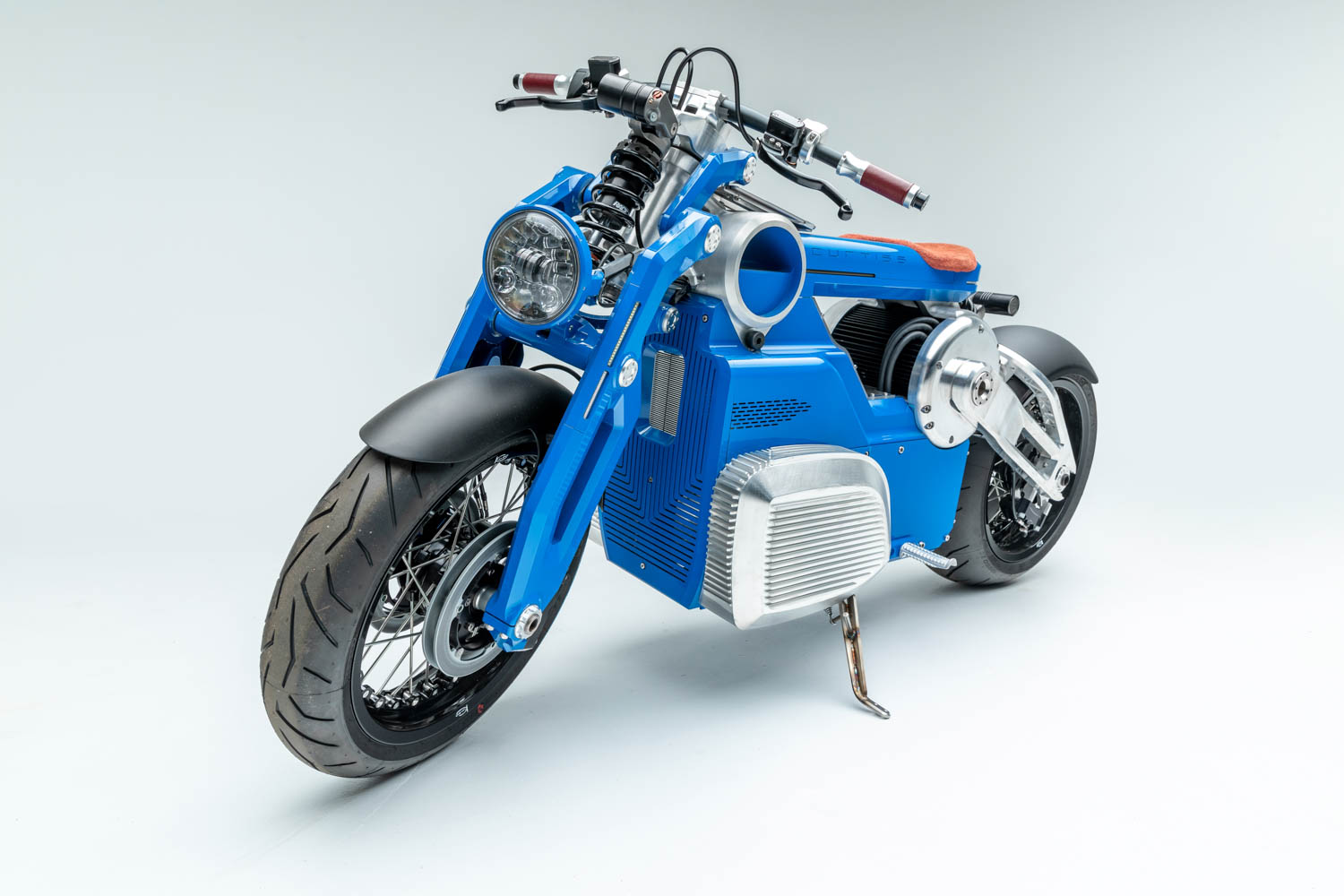 Curtiss Motorcycle Company Zeus