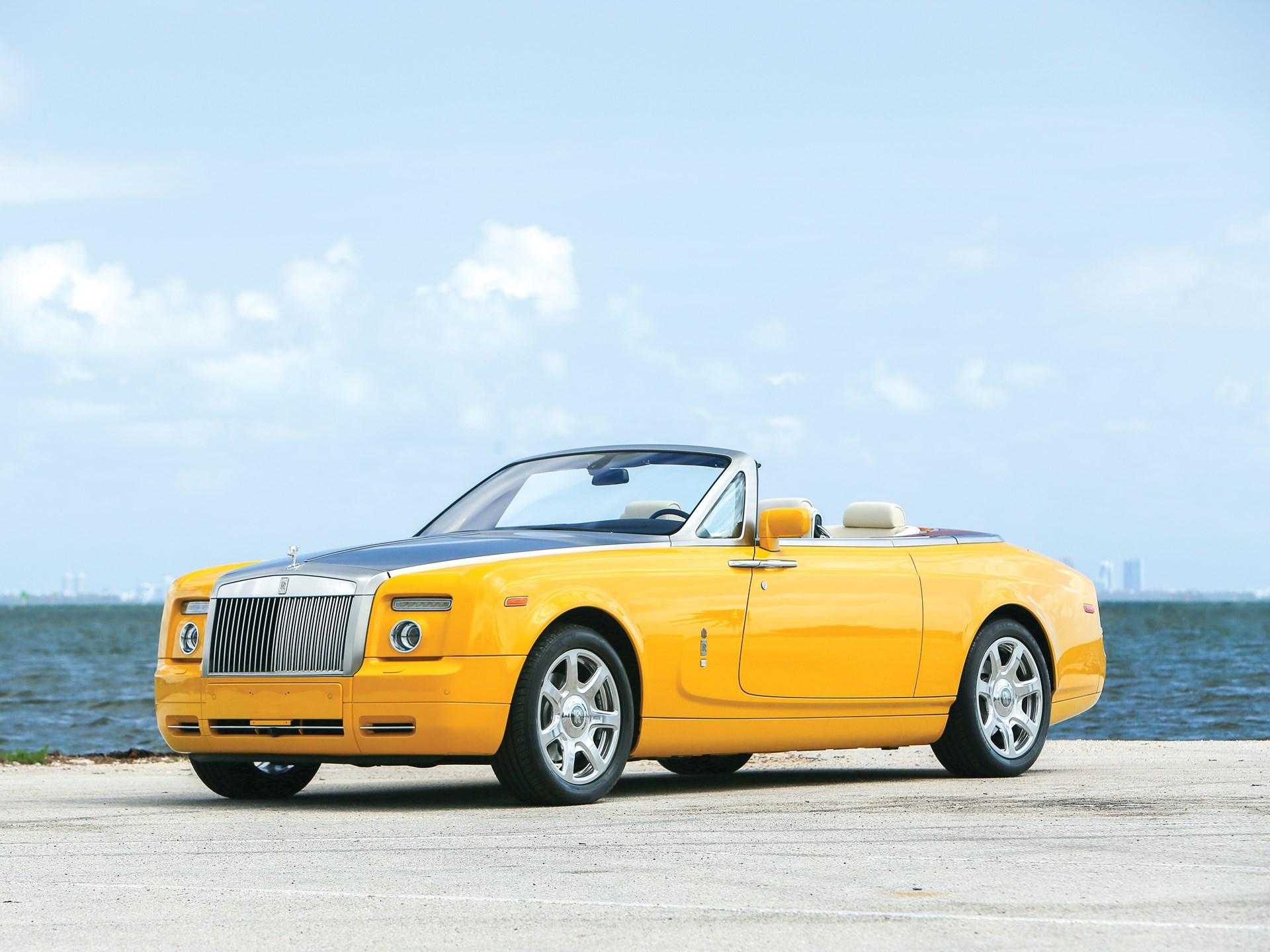 "2008 Rolls-Royce Phantom Drophead Coupe ""Bijan"""