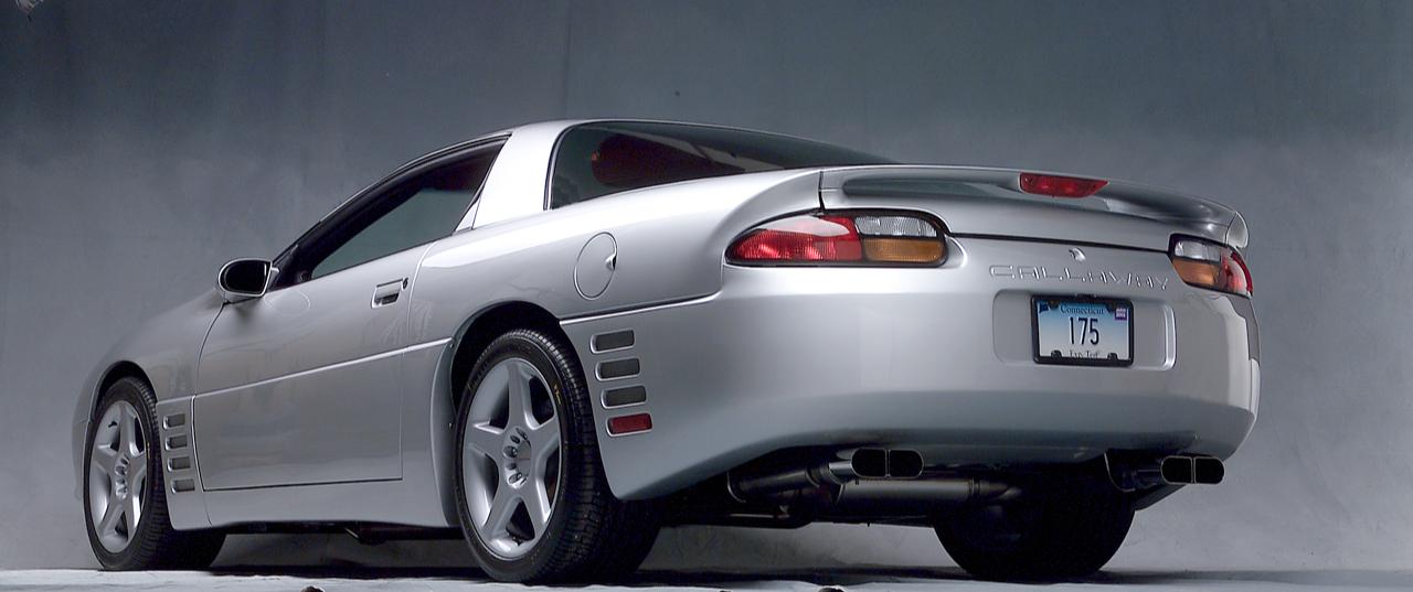 c8 3/4 rear
