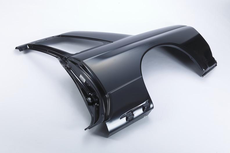 Nissan/NISMO body panel