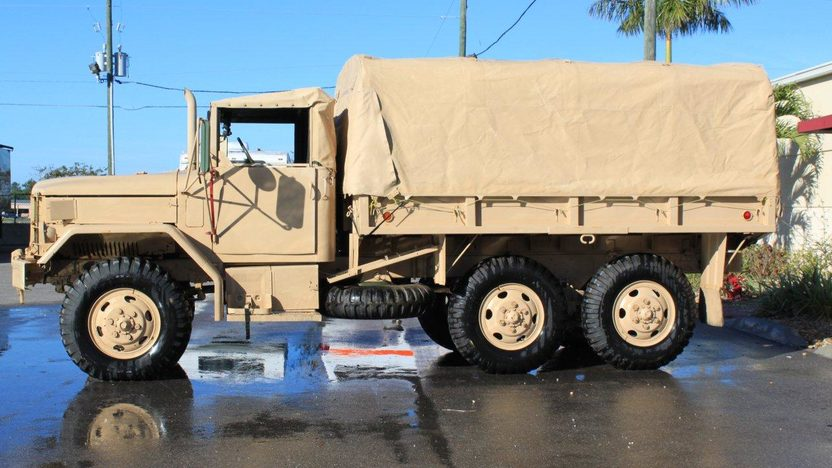 M35 Government Truck