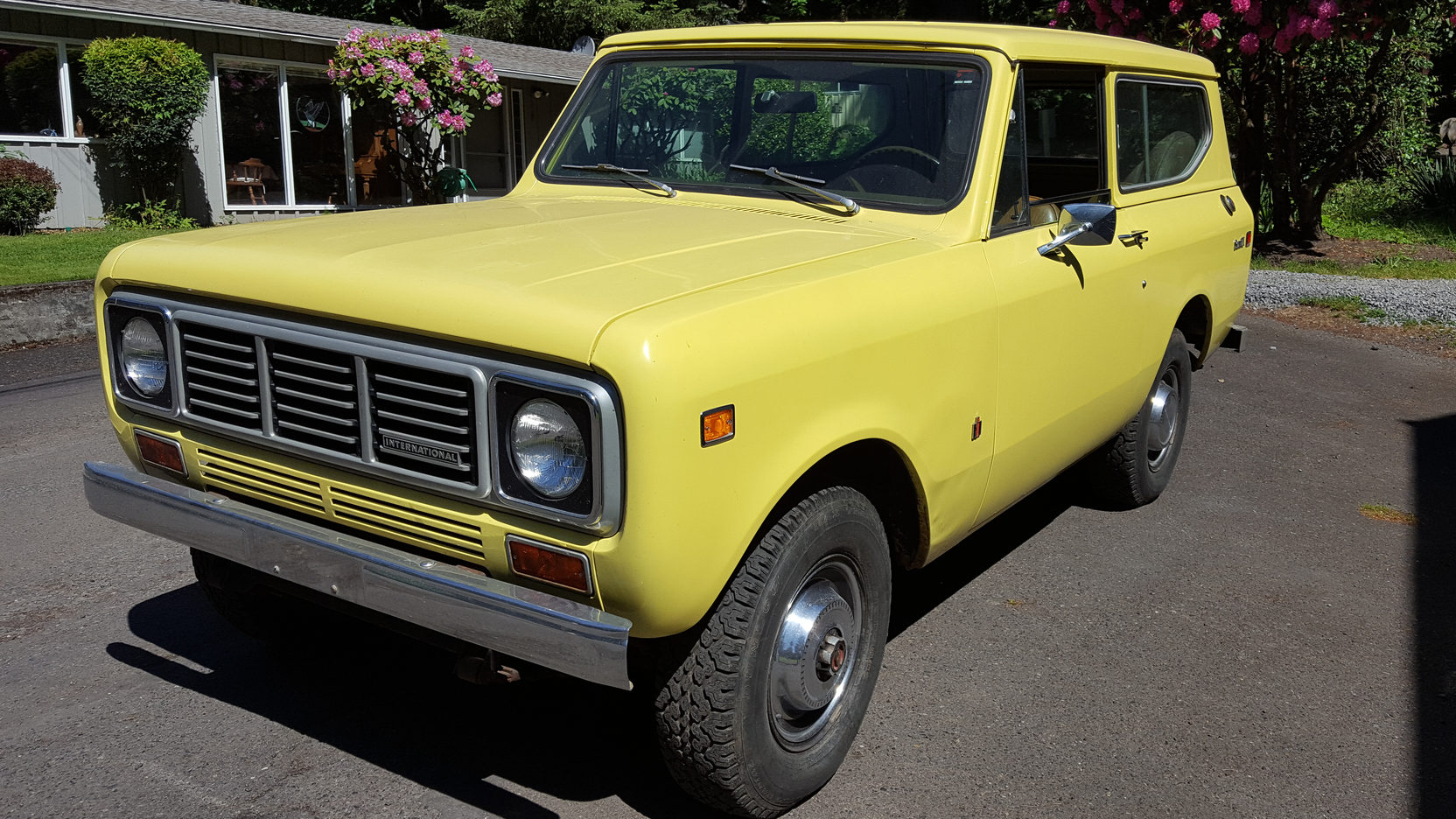 1976 International Harvester Scout II