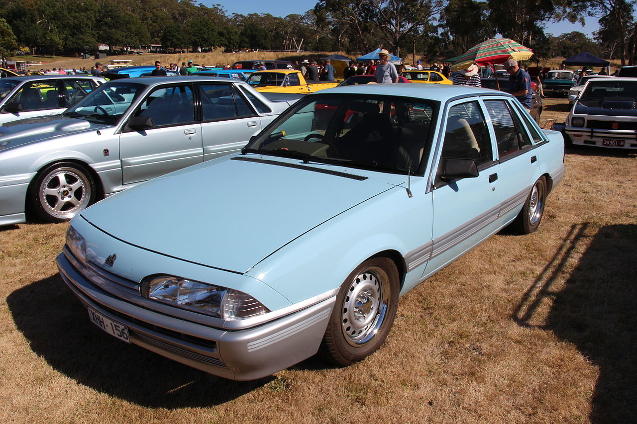 1987 Holden Commodore VL