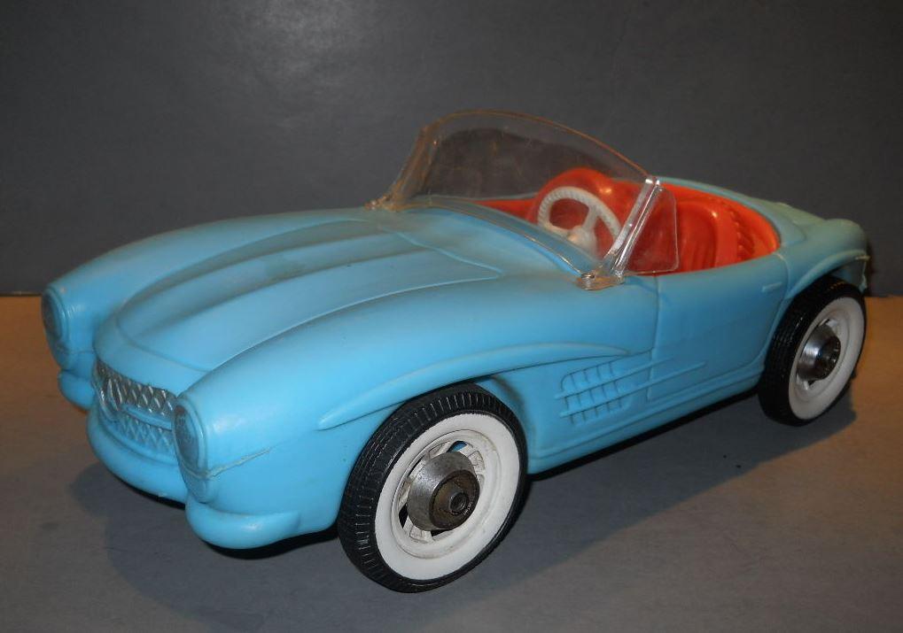 Barbie 1962 Mercedes-Benz 190SL