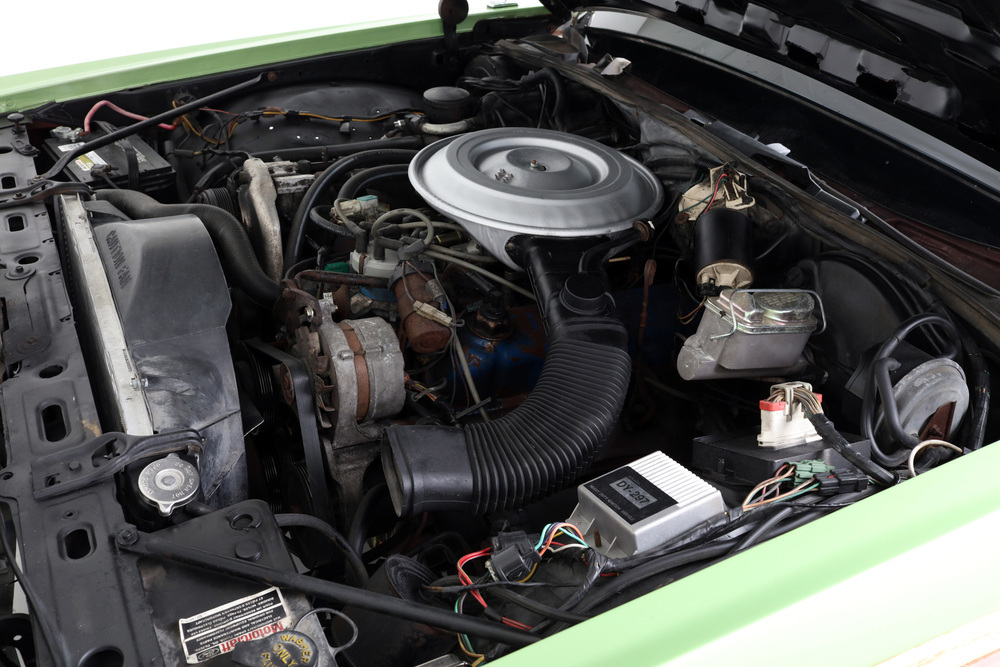 "1981 Ford LTD Station Wagon ""Family Truckster"" engine"