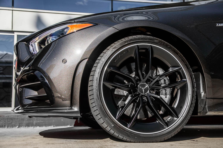 2019 Mercedes-AMG CLS53 wheel detail