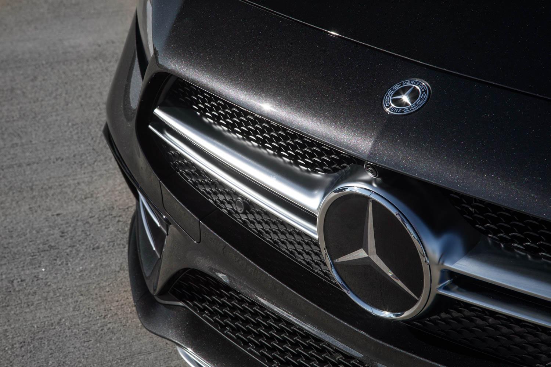 2019 Mercedes-AMG CLS53 Grille badges