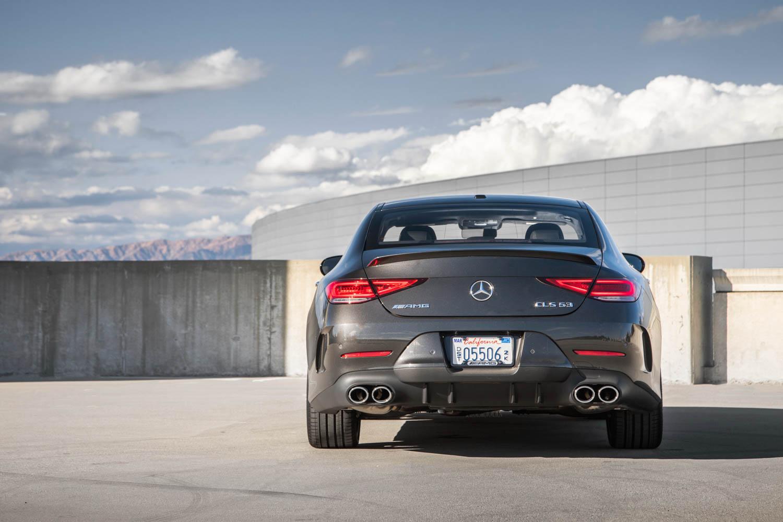 2019 Mercedes-AMG CLS53 rear