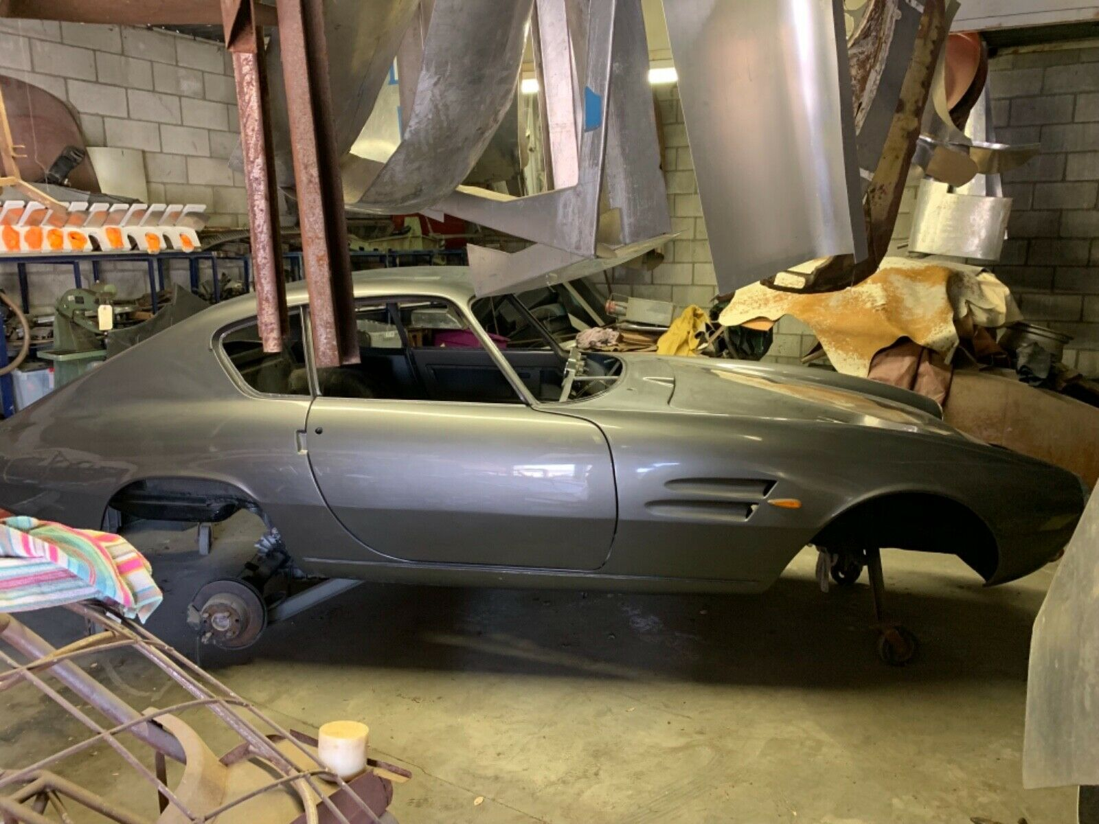project 1966 Ghia 1500 gt