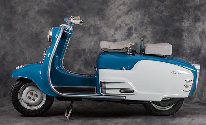1952 Ducati Cruiser