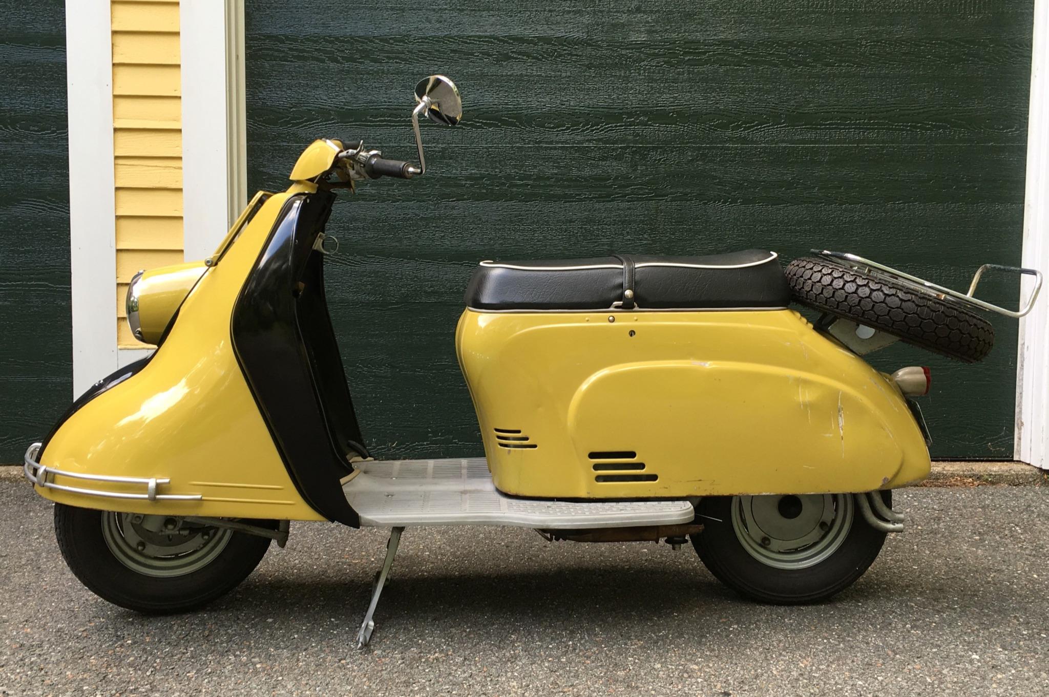 1959 Heinkel Tourist 103-A1