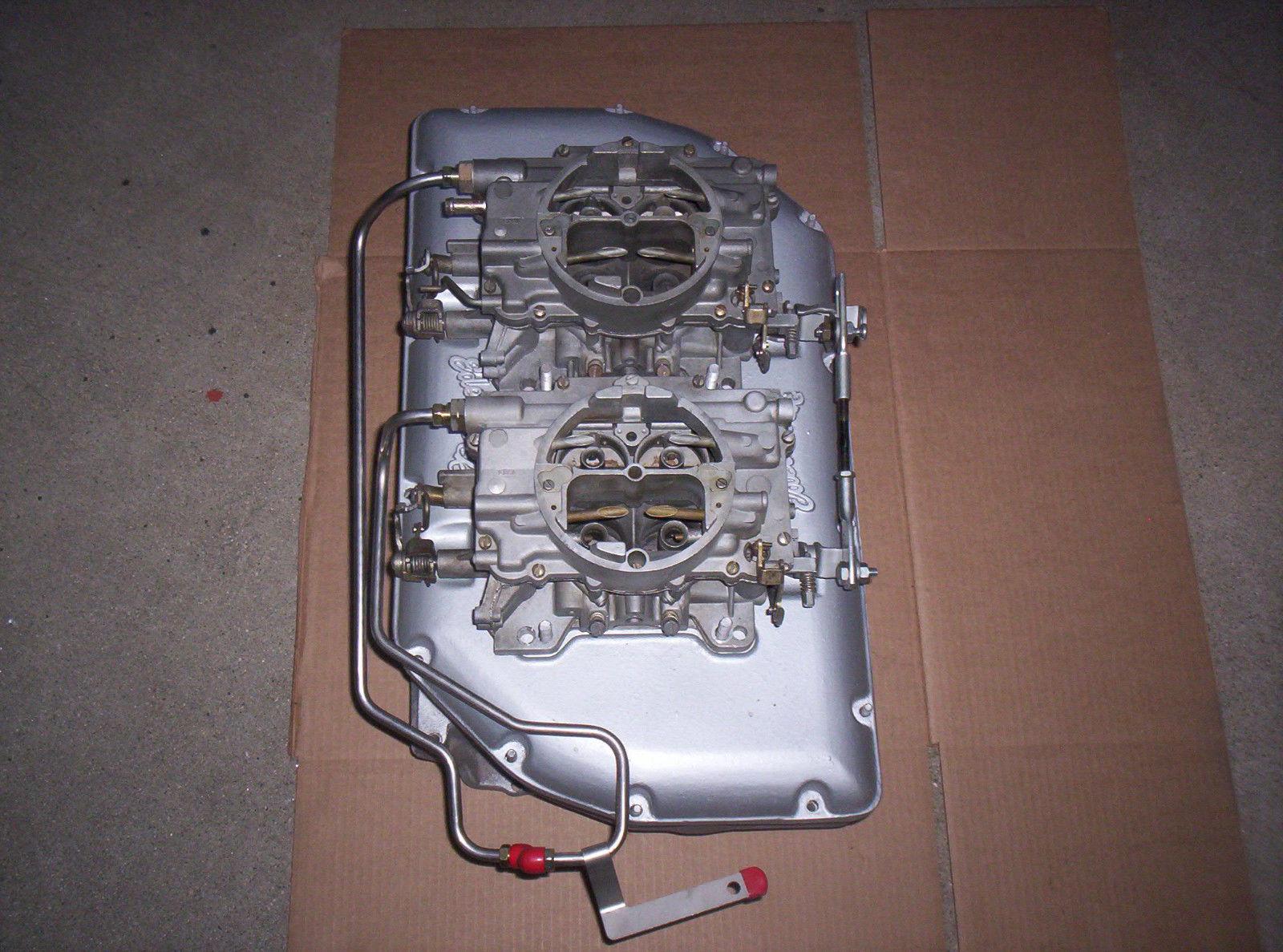 Edelbrock 426 HEMI Rat Roaster RR-1 Intake