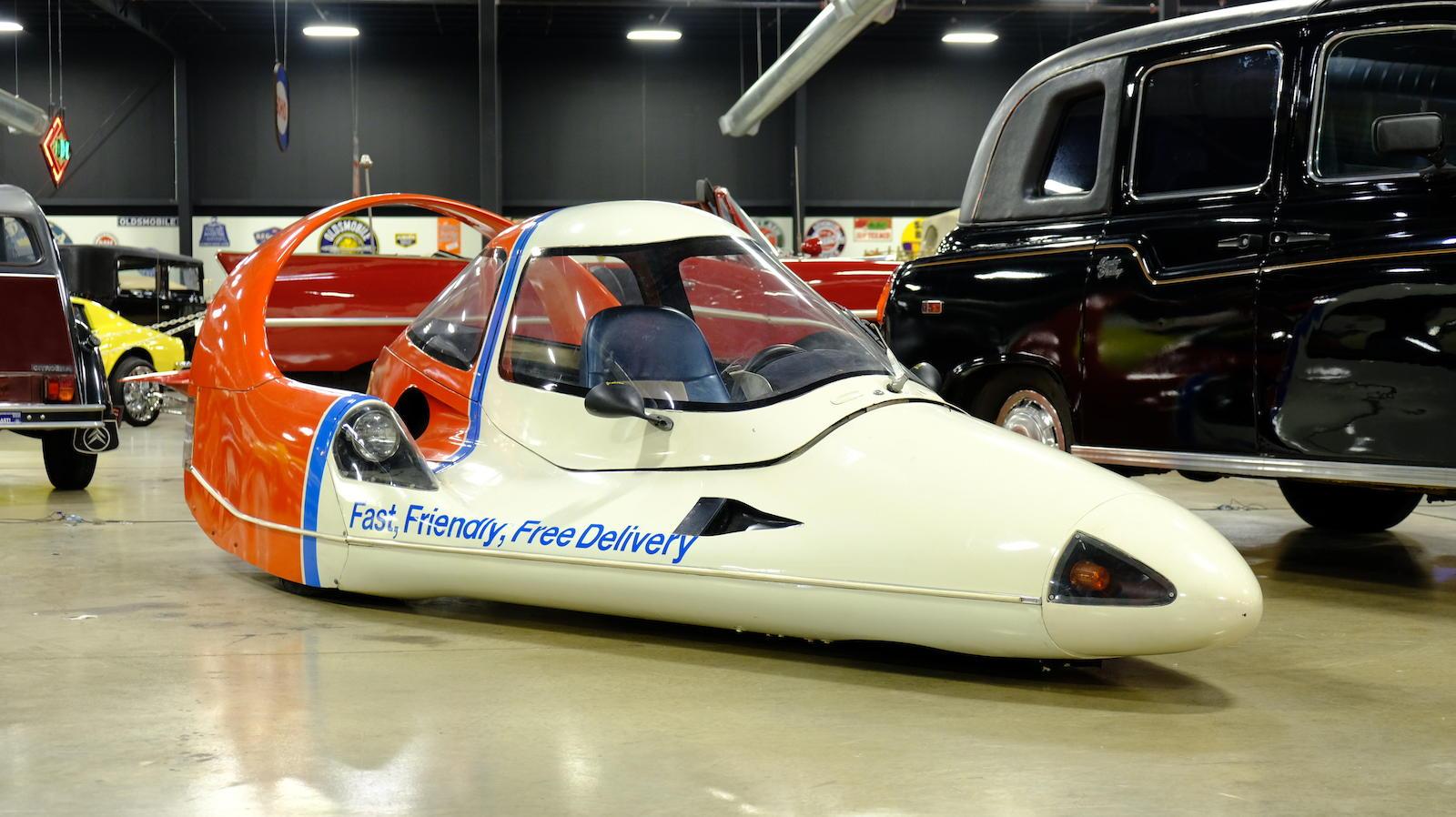 1985 Tritan A2 Aero Car