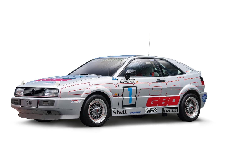 """1987 Corrado G60 """"Record"""""""